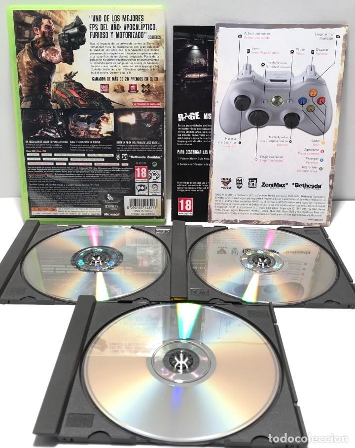 Videojuegos y Consolas: Rage Anarchy Edition Xbox 360 - Foto 2 - 190445812