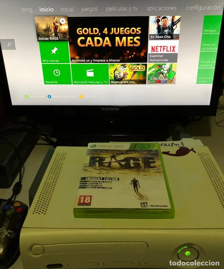 Videojuegos y Consolas: Rage Anarchy Edition Xbox 360 - Foto 3 - 190445812