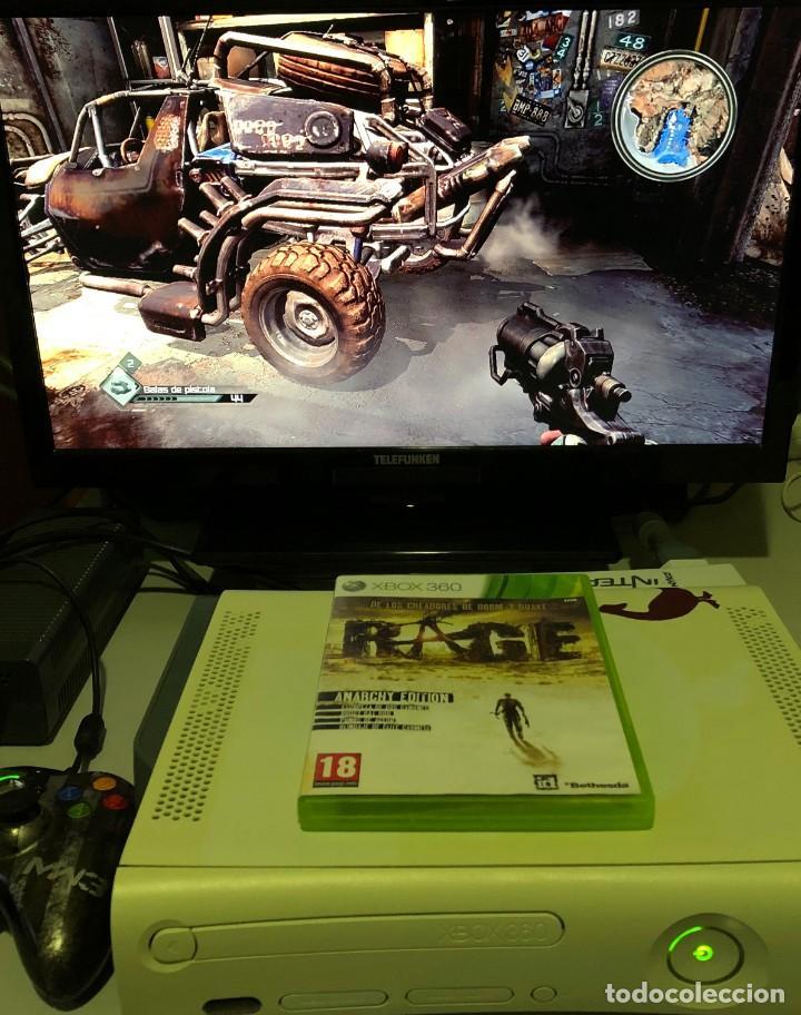 Videojuegos y Consolas: Rage Anarchy Edition Xbox 360 - Foto 5 - 190445812