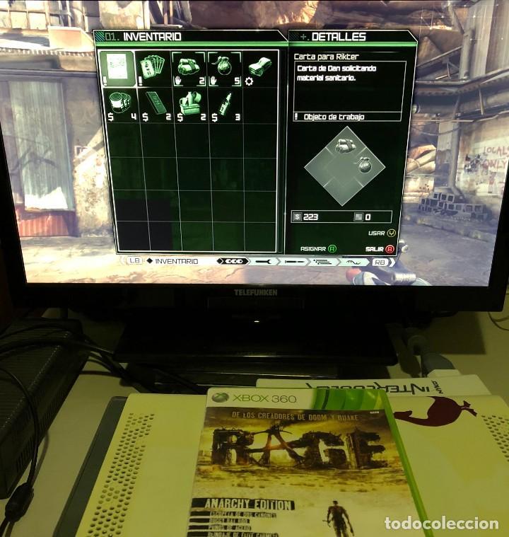 Videojuegos y Consolas: Rage Anarchy Edition Xbox 360 - Foto 6 - 190445812