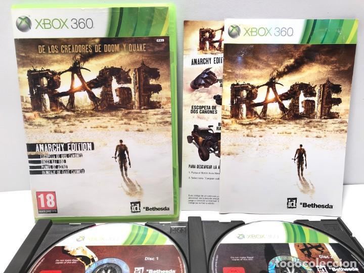 Videojuegos y Consolas: Rage Anarchy Edition Xbox 360 - Foto 7 - 190445812