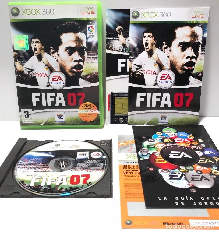 FIFA 07 XBOX 360 (Juguetes - Videojuegos y Consolas - Microsoft - Xbox 360)