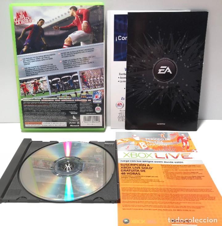 Videojuegos y Consolas: Fifa 07 Xbox 360 - Foto 2 - 190507205