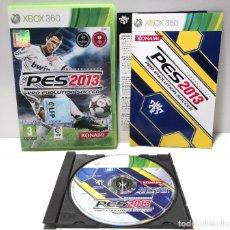 Videojuegos y Consolas: PRO EVOLUTION SOCCER 2013 XBOX 360 PES 2013. Lote 190507533