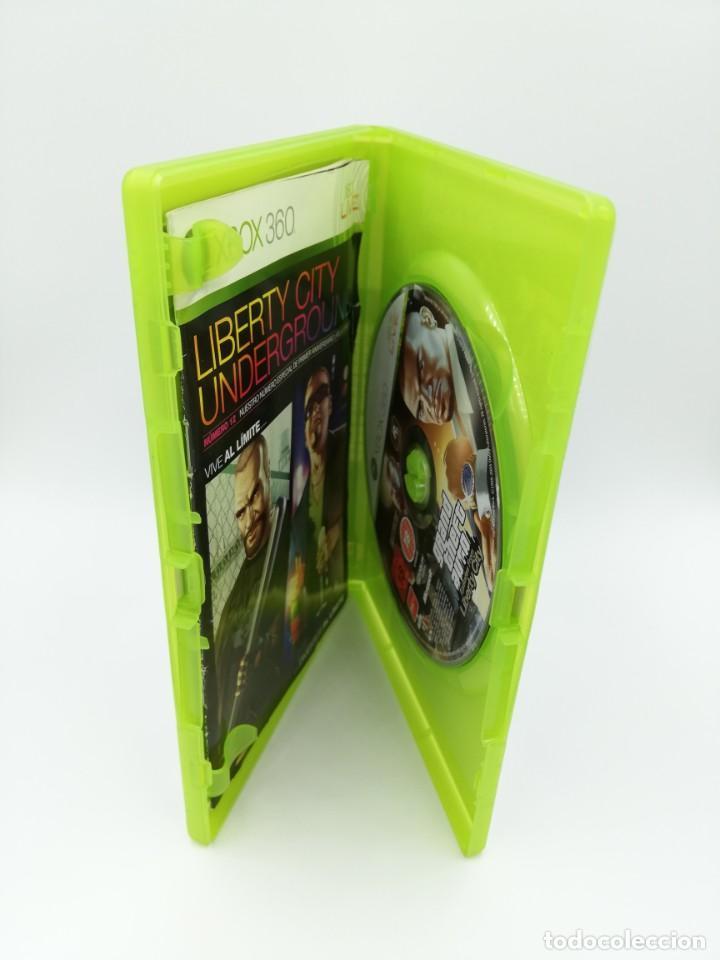 Videojuegos y Consolas: GRAND THEFT AUTO EPISODES FROM LIBERTY CITY XBOX 360 - Foto 2 - 190526251