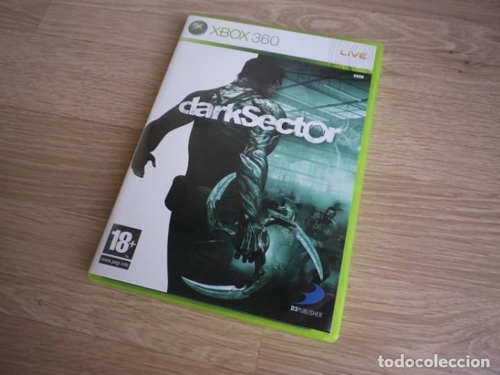 XBOX360 JUEGO DARKSECTOR (Juguetes - Videojuegos y Consolas - Microsoft - Xbox 360)