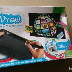 Videojuegos y Consolas: XBOX 360 UDRAW GAME TABLET. Lote 190615941