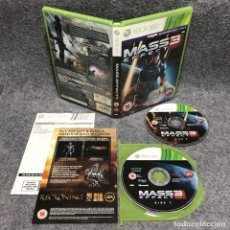 Videojuegos y Consolas: MASS EFFECT 3 MICROSOFT XBOX 360. Lote 191091842