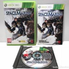 Videojuegos y Consolas: SPACE MARINE WARHAMMER 40.000 XBOX 360. Lote 191098855
