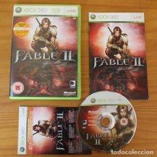 Videojuegos y Consolas: FABLE II -JUEGO XBOX 360- LIONHEAD MICROSOFT XBOX360 2. Lote 191136703