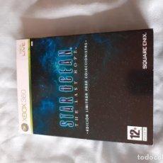 Videojuegos y Consolas: STAR OCEAN THE LAST HOPE. EDICION LIMITADA PARA COLECCIONISTAS PARA XBOX 360. Lote 191334160