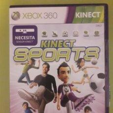 Videojuegos y Consolas: KINECT SPORTS XBOX 360. Lote 226474510