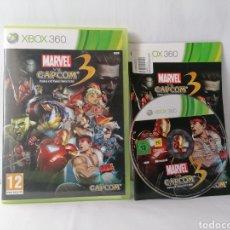 Videojuegos y Consolas: XBOX 360 MARVEL VS CAPCOM 3. Lote 165345084