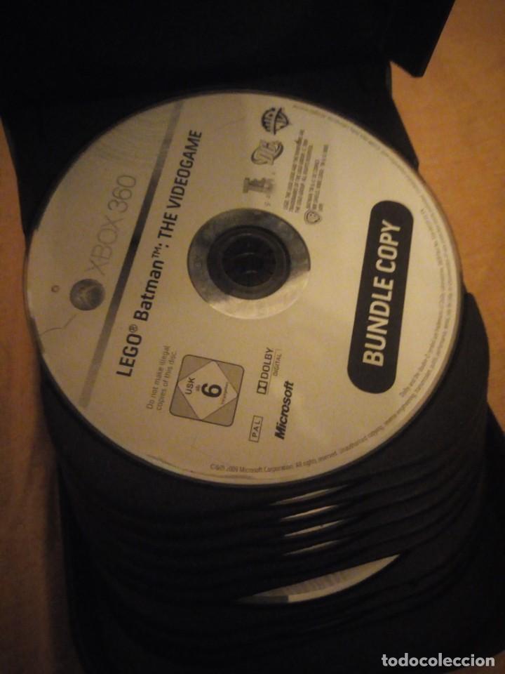 Videojuegos y Consolas: X BOX 360,CD BOX CON 7 JUEGOS, STAR WARS,SUPER MAN,LEGO BATMAN,CALL OF DUTY,FABLE IL,KAMEO,SMACK - Foto 2 - 192849458