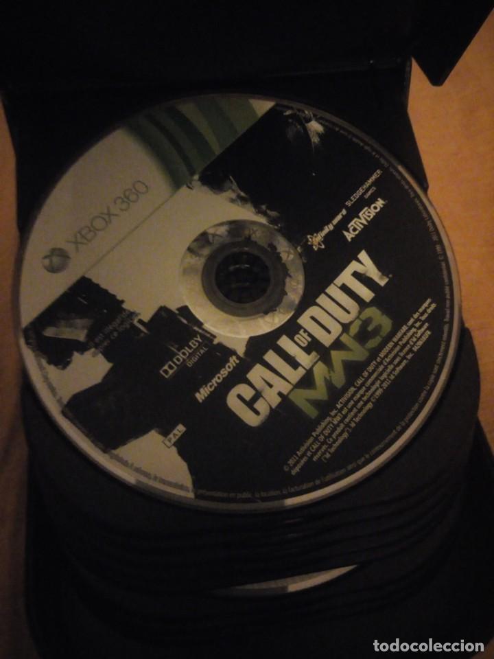 Videojuegos y Consolas: X BOX 360,CD BOX CON 7 JUEGOS, STAR WARS,SUPER MAN,LEGO BATMAN,CALL OF DUTY,FABLE IL,KAMEO,SMACK - Foto 5 - 192849458