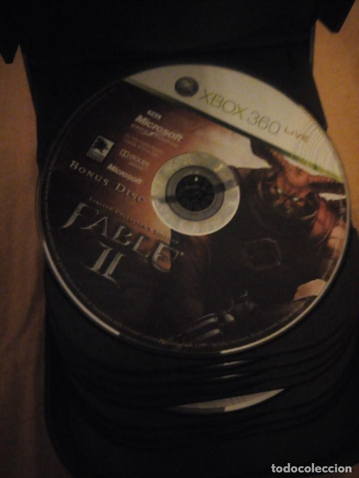 Videojuegos y Consolas: X BOX 360,CD BOX CON 7 JUEGOS, STAR WARS,SUPER MAN,LEGO BATMAN,CALL OF DUTY,FABLE IL,KAMEO,SMACK - Foto 6 - 192849458