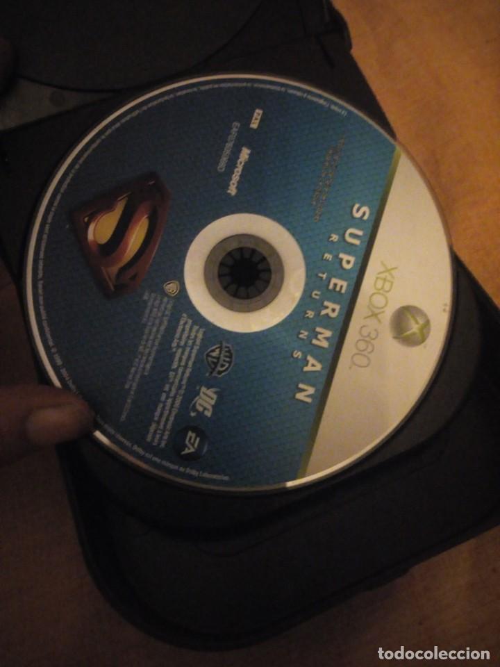 Videojuegos y Consolas: X BOX 360,CD BOX CON 7 JUEGOS, STAR WARS,SUPER MAN,LEGO BATMAN,CALL OF DUTY,FABLE IL,KAMEO,SMACK - Foto 10 - 192849458