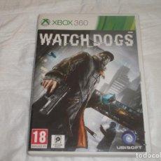 Videojuegos y Consolas: XBOX 360 WATCH DOGS. Lote 193191975