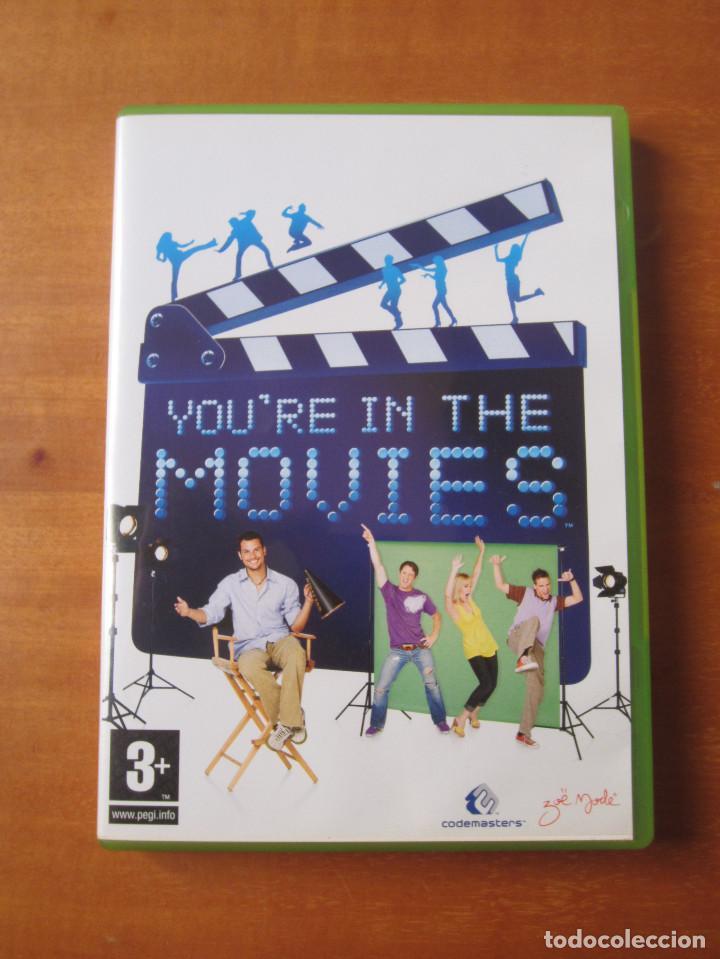 YOU'RE IN THE MOVIES (XBOX 360) (Juguetes - Videojuegos y Consolas - Microsoft - Xbox 360)