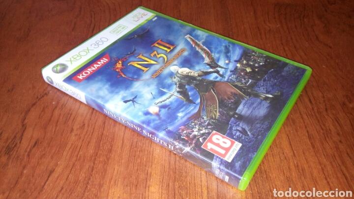 Videojuegos y Consolas: N3 II NINETY-NINE NIGHTS XBOX 360 COMPLETO PAL ITA - Foto 3 - 194121468