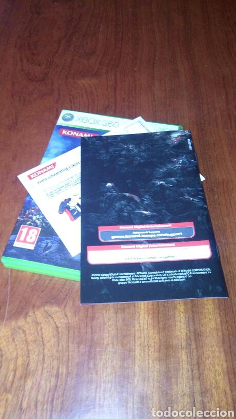Videojuegos y Consolas: N3 II NINETY-NINE NIGHTS XBOX 360 COMPLETO PAL ITA - Foto 5 - 194121468