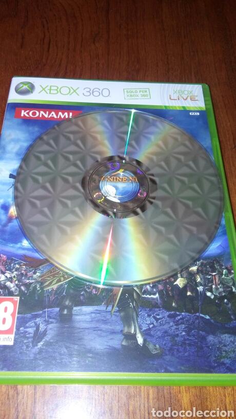 Videojuegos y Consolas: N3 II NINETY-NINE NIGHTS XBOX 360 COMPLETO PAL ITA - Foto 7 - 194121468