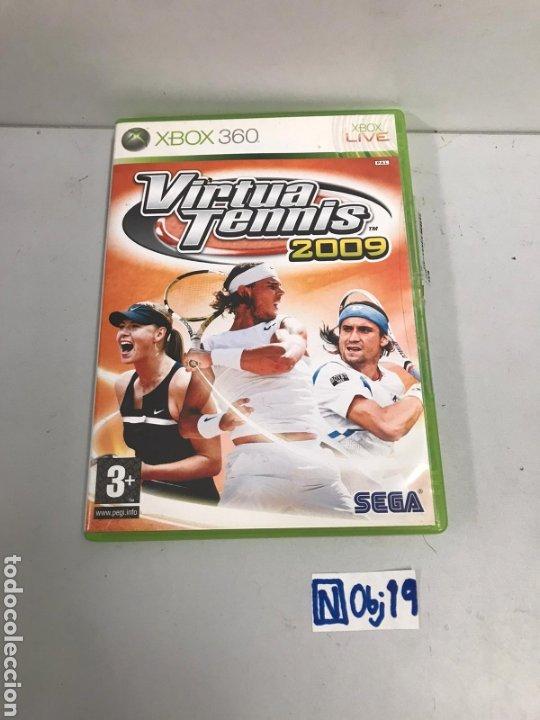 VIDEOJUEGO DE XBOX VIRTUA TENNIS 2009 (Juguetes - Videojuegos y Consolas - Microsoft - Xbox 360)