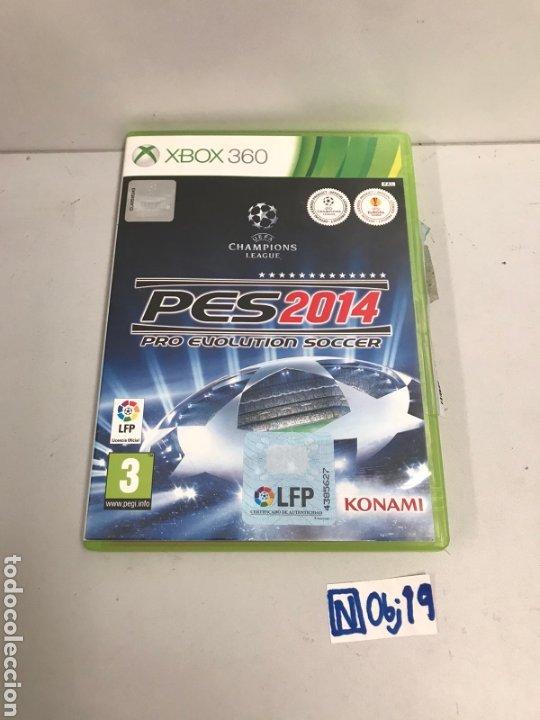 VIDEOJUEGO XBOX 360 PES2014 (Juguetes - Videojuegos y Consolas - Microsoft - Xbox 360)