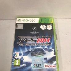 Videojuegos y Consolas: VIDEOJUEGO XBOX 360 PES2014. Lote 194201875