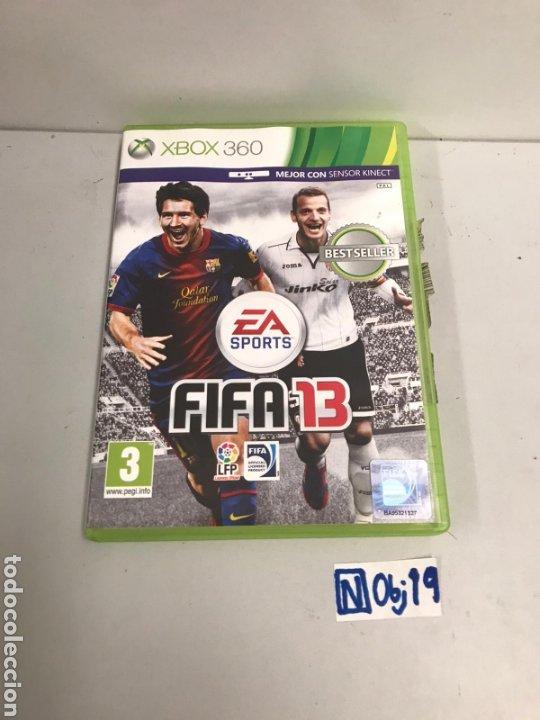 VIDEOJUEGO XBOX 360 FIFA2013 (Juguetes - Videojuegos y Consolas - Microsoft - Xbox 360)