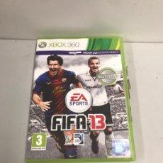 Videojuegos y Consolas: VIDEOJUEGO XBOX 360 FIFA2013. Lote 194201950
