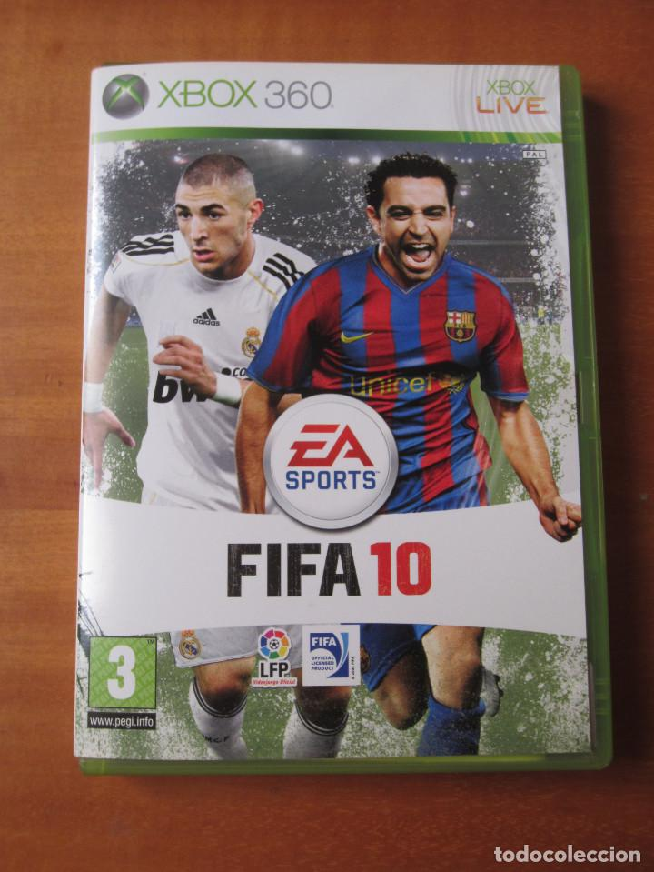 FIFA 10 (XBOX 360) (Juguetes - Videojuegos y Consolas - Microsoft - Xbox 360)