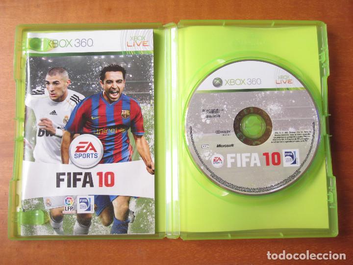 Videojuegos y Consolas: FIFA 10 (Xbox 360) - Foto 3 - 194254063
