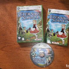 Videojuegos y Consolas: JUEGO EXBOX 360 ETERNAL SONATA. Lote 194301660