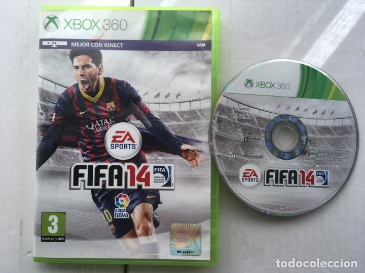 FIFA 14 MICROSOFT XBOX 360 X360 KREATEN (Juguetes - Videojuegos y Consolas - Microsoft - Xbox 360)