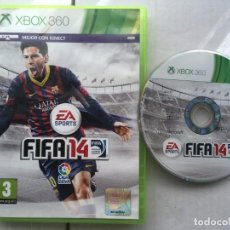 Videojuegos y Consolas: FIFA 14 MICROSOFT XBOX 360 X360 KREATEN. Lote 194915711