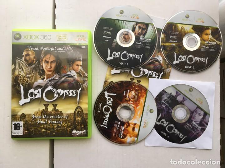 LOST ODYSSEY XBOX ODISSEY ODISEI X360 X-BOX MICROSOFT KREATEN (Juguetes - Videojuegos y Consolas - Microsoft - Xbox 360)