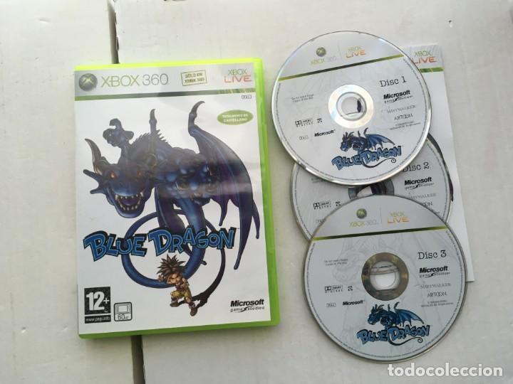 BLUE DRAGON X360 X-BOX MICROSOFT KREATEN (Juguetes - Videojuegos y Consolas - Microsoft - Xbox 360)