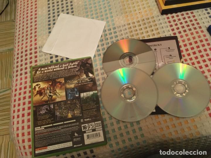 Videojuegos y Consolas: LOST ODYSSEY XBOX ODISSEY ODISEI X360 X-BOX MICROSOFT KREATEN - Foto 3 - 194969696