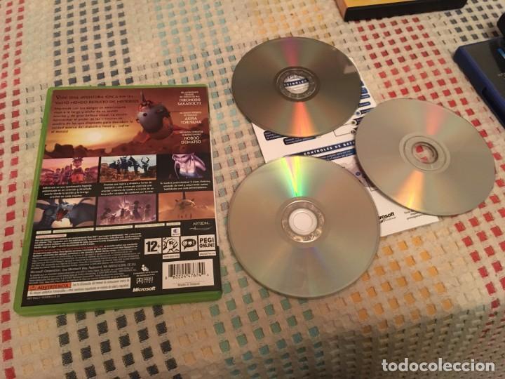 Videojuegos y Consolas: BLUE DRAGON X360 X-BOX MICROSOFT KREATEN - Foto 2 - 194969796
