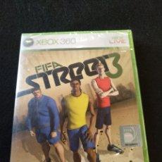 Videojuegos y Consolas: JUEGO FIFA STREET 3 XBOX 360. PRECINTADO. Lote 195083853