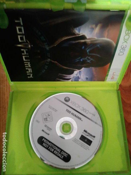 Videojuegos y Consolas: Too Human juego para Xbox 360 - Foto 2 - 195201198
