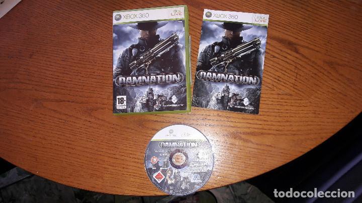JUEGO XBOX 360 DAMNATION (Juguetes - Videojuegos y Consolas - Microsoft - Xbox 360)