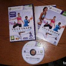 Videojuegos y Consolas: JUEGO XBOX 360 YOUR SHAPE. Lote 208806213