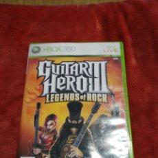 Videojuegos y Consolas: GUITAR HERO III. Lote 195329795
