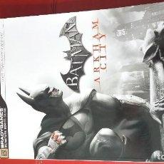 Videojuegos y Consolas: GUÍA OFICIAL BATMAN ARKHAM CITY. Lote 195821851