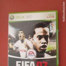 Videojuegos y Consolas: FIFA 07 -XBOX 360 . Lote 196666466