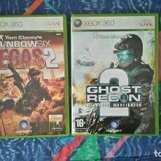 Videojuegos y Consolas: LOTE JUEGOS XBOX 360. Lote 197168860