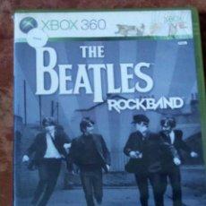 Videojuegos y Consolas: JUEGO XBOX 360 THE BEATLES ROCKBAND. Lote 197445785