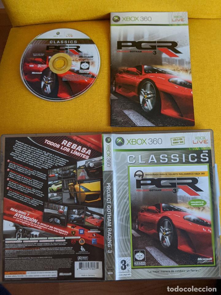 JUEGO XBOX 360 PROJECT GOTHAM RACING 3 (Juguetes - Videojuegos y Consolas - Microsoft - Xbox 360)